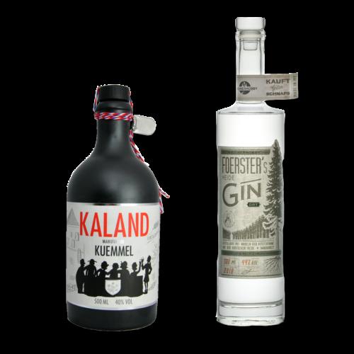 Kümmel & Gin